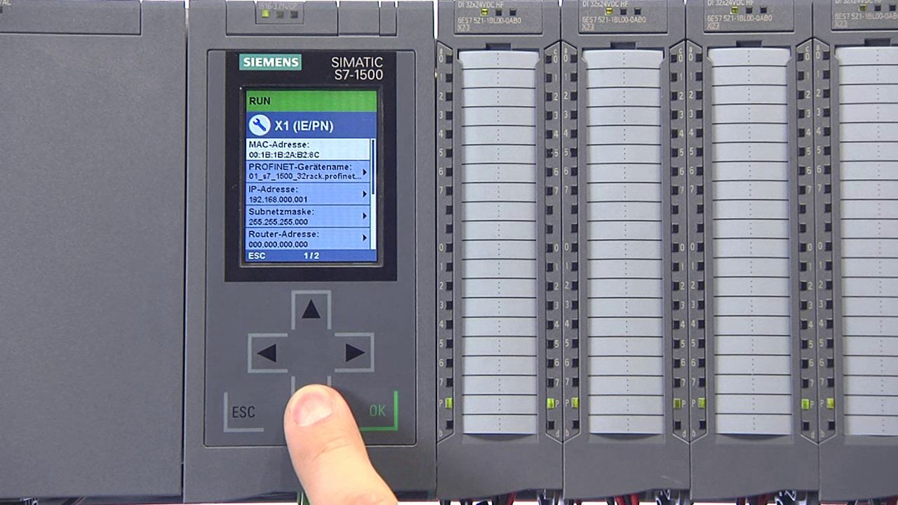 Control 2K | Industrial, Electrical, City & Guilds, Siemens